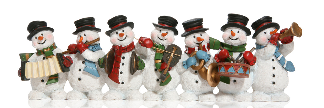 Musical Christmas activities