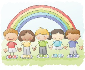 scribbles_rainbow_kids