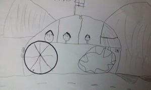 ένας κύκλος 3