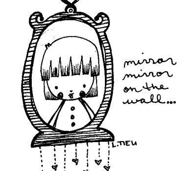 «Καθρέφτη, καθρεφτάκι μου»- Εγώ (πρόσωπο)